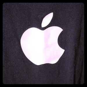 Vintage Apple Store employee t-shirt, 3XL